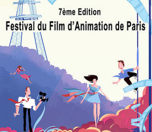 Paris International Animation Film Festival Croq'Anime 2014
